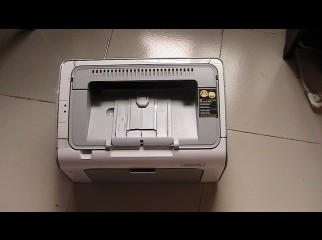 Almost new 2 months used HP Laser Jet P1102