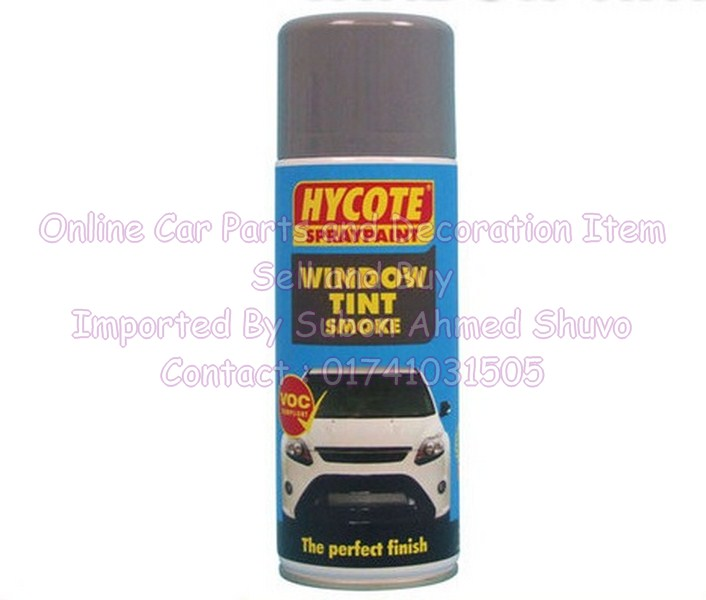 hycote window tint smoke spray paint car 400ml clickbd large. Black Bedroom Furniture Sets. Home Design Ideas