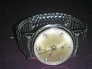 BENRUS Side Second Regular Antique Wrist Watch - 01611221444