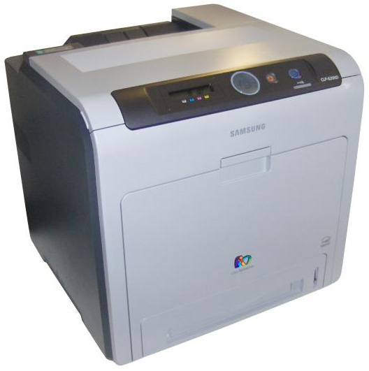 Samsung CLP-620ND Color Laser Printer | ClickBD large image 0