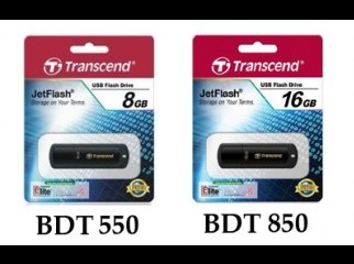 Transcend Pendrive For Sale New Intact Warranty