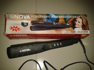 Nova Hair Straightener | ClickBD large image 0