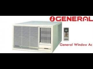 General Brand Window 1.5Ton AC