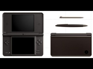 nintendo dsi XL and with r4