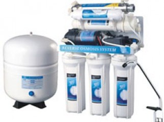 6 stage filtration reverse Osmosis uv system