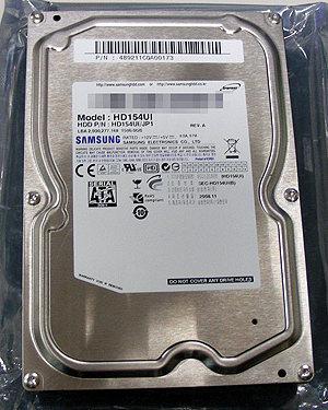 Samsung 1.5Tb HD154UI  | ClickBD large image 0