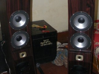 sony amplifier model no fh-g80 and modified sound system