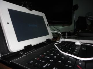 7 Netpad WM8650 Sim Card Phone Call Wifi 3g MultiTouch Tab