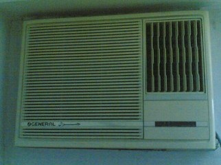 Air Condition AC - General Window 1.5 tonne