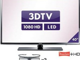 Small image 4 of 5 for SAMSUNG LCD-LED 3D TV LOWEST PRICE IN BD 01611-646464 | ClickBD