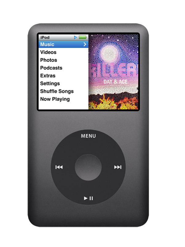 ipod classic 30 gb 01748276657  | ClickBD large image 0