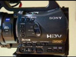 Sony Z7P HD Professional Camera