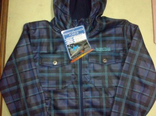 Export Quality Jackets with huddy