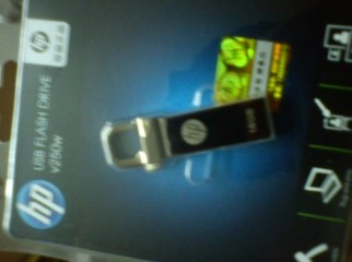 HP 16gb flash drive