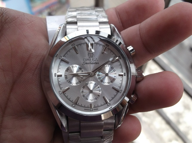 OMEGA Seamaster CHRONO - MOON EDITION - Bought from USA  | ClickBD large image 0