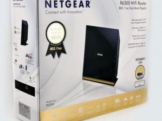 NETGEAR R6300 WiFi Router 802.11ac Dual Band Gigabit NEW