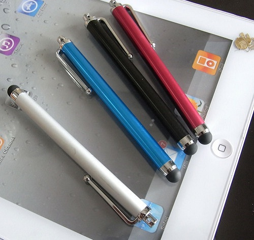 Stylus Touch Pen For The New iPad 3rd 2 iPhone 4 4S 3GS Sams | ClickBD large image 0