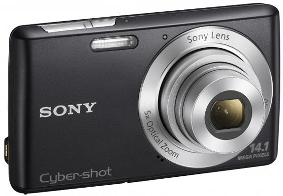 SONY Cyber-Shot Digital Camera 14.1MP HD DSC W620 HOT ...