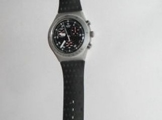 SWATCH IRONY STAINLES STEEL BRAND NEW