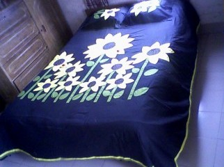 Hand Made BED SHEET