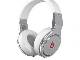 Beats Dr. Dre Monster Beats Studio Pro White original
