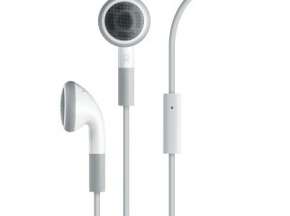 Apple Earphones with Remote and Mic Intact Boxed
