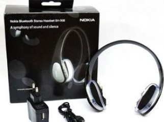NEW BLUTOOTH HEADSET FOR NOKIA bh -908