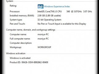 Urgent sell CPU wid 2 years warrenty