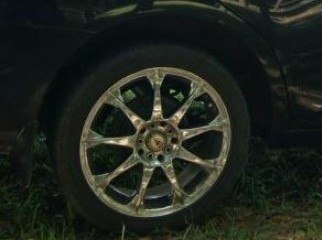 17 rims with SUPERB tyres