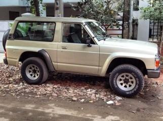 Nissan Patrol 96 4x4 3 door