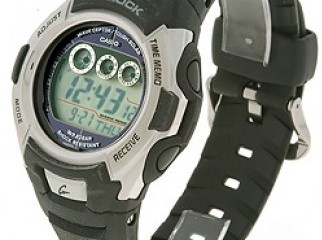 Casio Dual wrist clock Original Japan