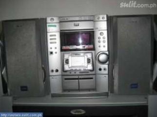 sony music system 40 original 41
