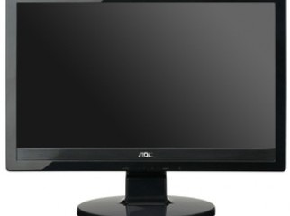 AOC 15.6 LCD monitor 6 month use only