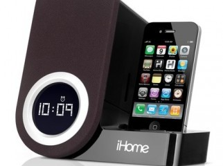 iHome music player for iPod and iPhone