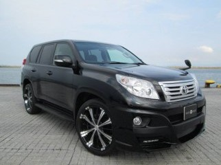 2011 LAND CRUISER PRADO TX-L FULLY LOADED
