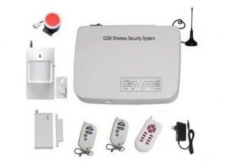 GSM Security Alarm