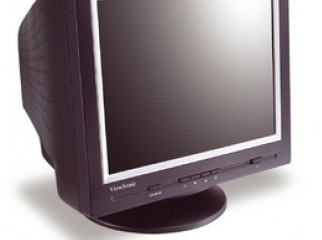 View Sonic CRT Monitor 19inch
