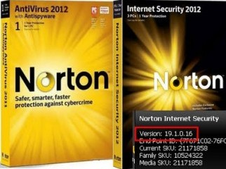 Norton Internet Security NEW
