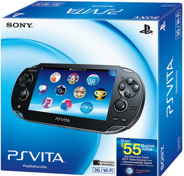 Sony Ps Vita Games : Brand new sealed sony ps vita g w gb card free game