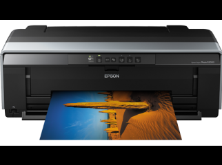 EPSON Stylus Photo R2000 Wide Format Inkjet Printer