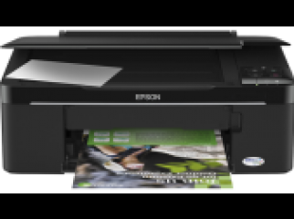 Epson Stylus All-In-One Printer TX121 Print Copy Scan