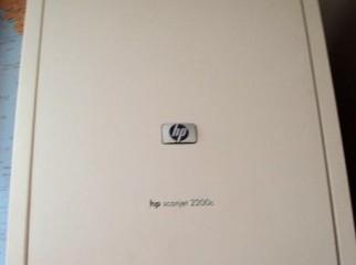 HP scan jet 2200c