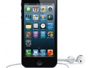 i phone 5 factory unlock with original box n accessories