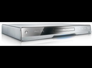 Phillips Blu Ray Disc Player