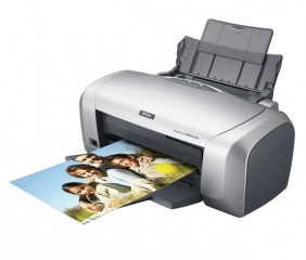 Epson R230X Photo Printer with Drum