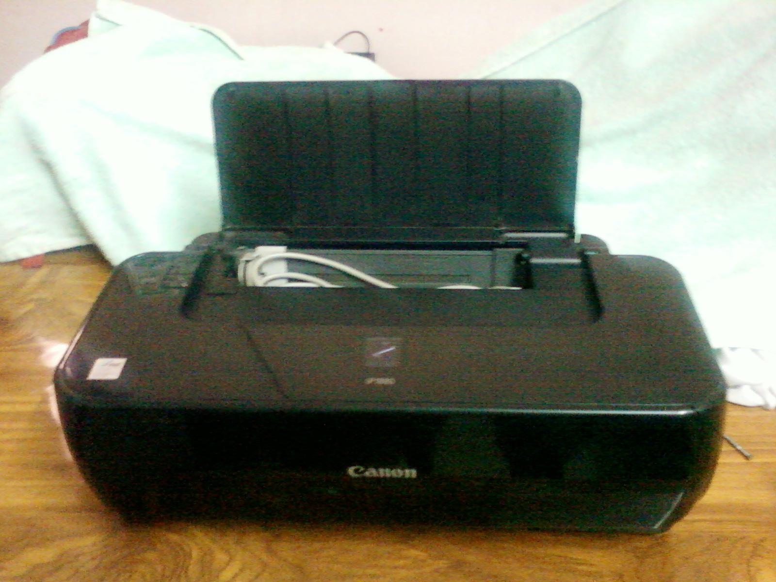 cannon ip 1800 printer