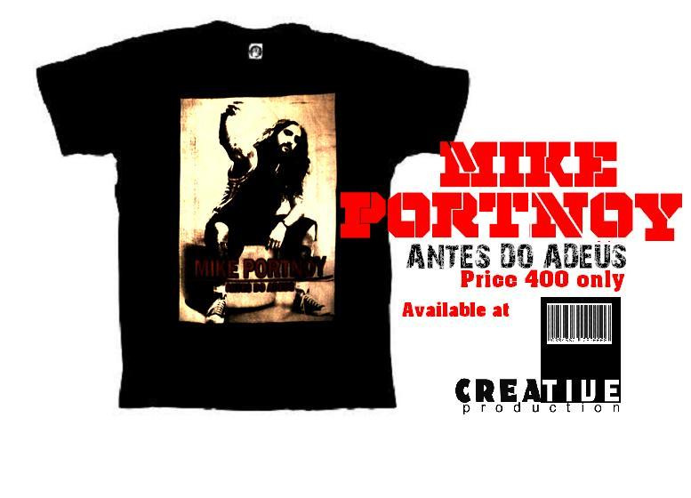 MIKE PORTNOY t-shirt availavle at Creative production | ClickBD large image 0