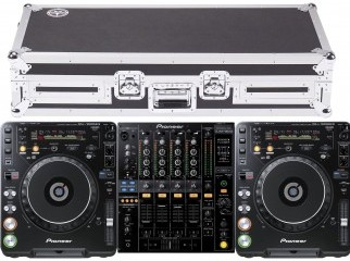 2x Pioneer 1000MK3 1x Pioneer 800 Mixer Only On 2 20 000
