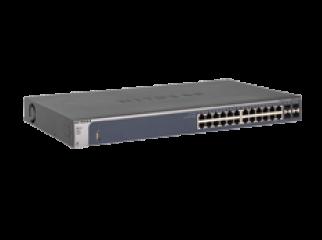 Netgrear ProSafe 24 Port Layer 2 L2 Gigabit Switch GSM7224