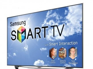 SAMSUNG 55 SMART 3D LED TV ES8000 WORKS WITH VOICE COMMAND